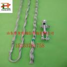 曲阜ADSS光缆预绞丝耐张线夹  预绞式耐张金具