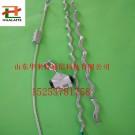 OPGW光缆悬垂线夹 预绞式悬垂线夹山东厂家生产
