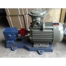 ZYB增压渣油泵 结构紧凑 转子泵 效率高