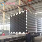 西安湿电除尘器配件玻璃钢阳极管除尘效率