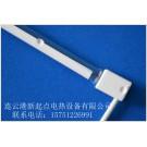 半镀白卤素灯管辐射波长为0.75~10μm(中波)