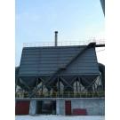 郑州钢厂电除尘器维修改造厂家业绩案例图纸