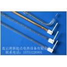 供应 全镀金石英卤素加热灯管 --一般用于卤素加热灯