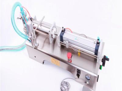 芜湖厂家辣椒油定量灌装机--精准定量款特卖