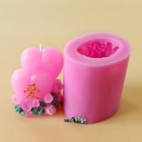工艺蜡烛模具硅胶创意蜡烛卡通蜡烛数字蜡烛字母蜡烛模具硅胶厂