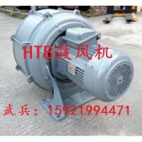 现货5.5Kw熔喷布卷料机常用HTB125-704多段式风机