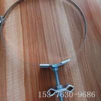 镂空钢带引下线夹 opgw光缆杆用引下线夹