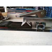 铝合金角铝 导料槽卡子 防溢裙板夹持器