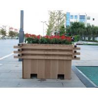 嘉兴泰东塑木花箱与铝合金花箱优势大比较