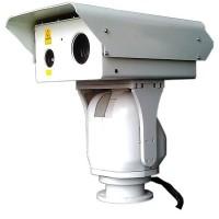 1000-5000米森林防火/边防监控云台重型激光云台摄像机