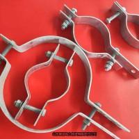 电杆光缆紧具 扁铁抱箍生产厂家