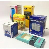 彩盒包装盒设计原则