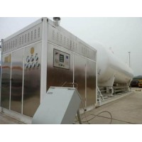 出售撬装加气装置 橇装式加气装置 地面式撬装LNG加气站