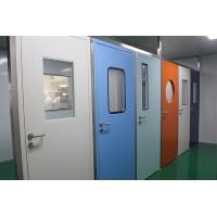 供应钢制洁净门  无尘车间净化实验室用门 医用钢质门支持定制