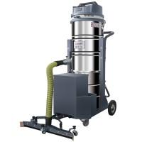 上下分离集尘桶吸尘器威德尔WD-100P前置推吸扒吸砂石颗粒