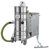吸钢砂用吸尘器威德尔WX100/75涡轮风机整机不锈钢材质