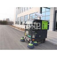 山东腾阳环卫TY-2000型电动驾驶式扫地车