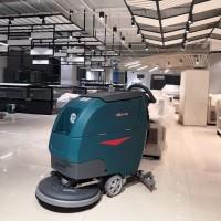 超市手推式洗地机 电动洗地机 多功能清洁设备