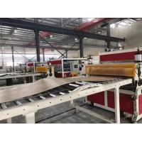 江苏SPC地板生产线 SPC石塑地板生产线